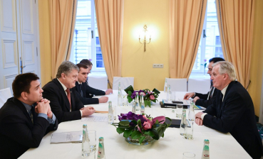 Poroshenko: Ukraine to cooperate with EU and UK on mutually beneficial terms