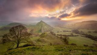 National Parks competition won by Peak District photo