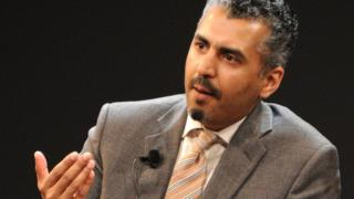 LBC presenter Maajid Nawaz