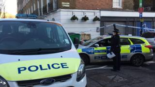 Euston stabbing: Eleven held after man dies in hotel reception