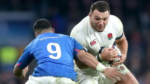 Genge ready to fill boots of