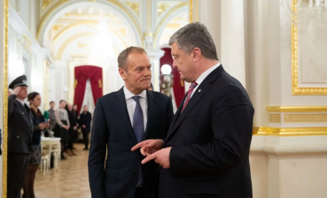 You are heroes and pragmatics, - Tusk on Ukraine
