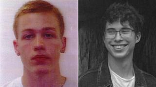 Search for missing Hugo Palmer and Erwan Ferrieux scaled back