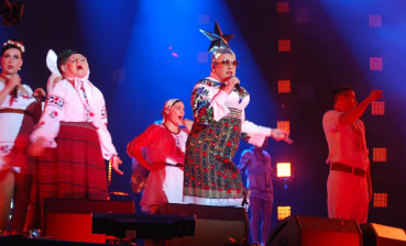 Verka Serduchka to perform at Eurovision 2019
