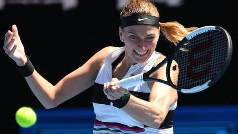 Dubai Championships: Kvitova to meet Bencic in third final of 2019