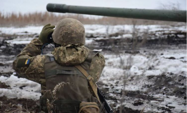 One Ukrainian soldier wounded and eight Russian militants killed over in Donbas