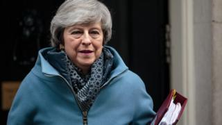 Brexit must not be frustrated, Theresa May vows