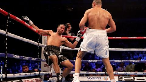 'I'm now at the top of the food chain' - Eubank Jr beats DeGale