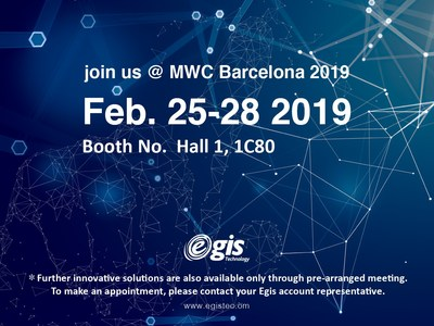 Egis Showcasing Fingerprint Sensor Line at MWC Barcelona 2019