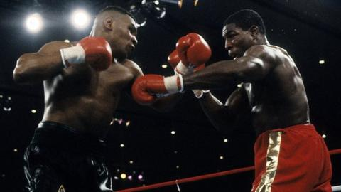 Tyson v Bruno: 30 years on from a Las Vegas bout which captivated Britain