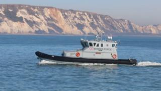 Baby among migrants found crossing English Channel