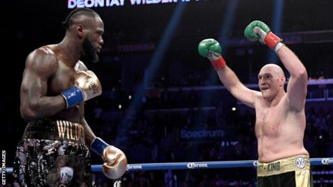 Tyson Fury to 'take on another fight' before Deontay Wilder rematch