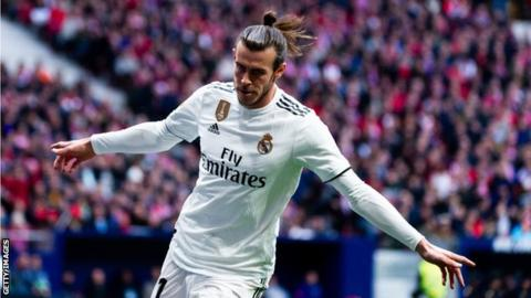 Bale cleared of 'provocative gesture' and free to face Barcelona