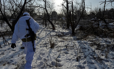 Donbas: one Ukrainian soldier wounded on Wednesday