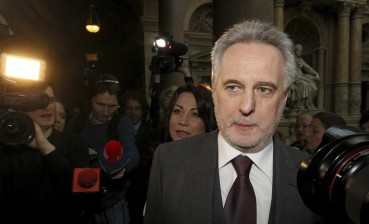 Austrian prosecutor general opposes extradition of Firtash to U.S.