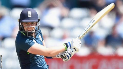 England women in India: Tourists win consolation ODI