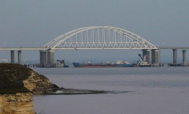 67 international ships detained for examination by Russia in Kerch Strait in 2019