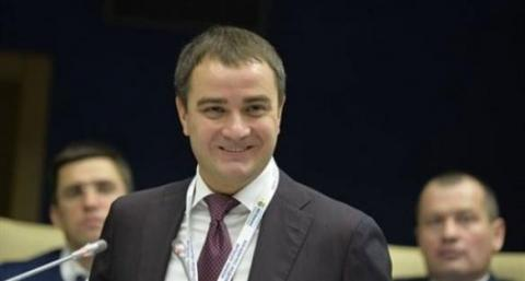 Ukraine's Pavelko elected as UEFA Executive Committee member