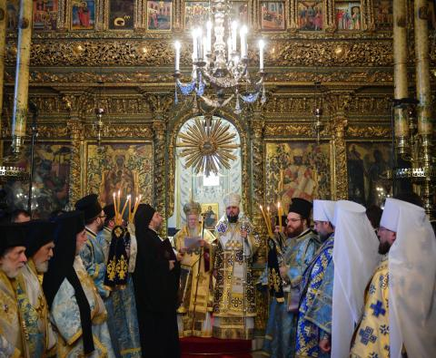 Tomos on autocephaly included to history of Ukraine program this year