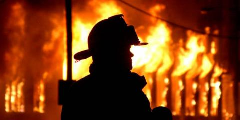 Three persons dead after fire in Dnipropetrovsk region