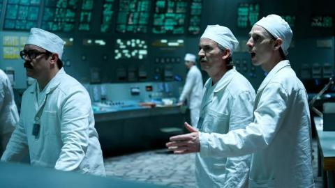 "HBO publishes first shots from ""Chernobyl"" miniseries"