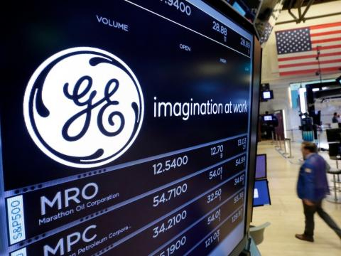 GE is selling biopharma business sale to Danaher for $21.4 billion, reportedly calls off healthcare IPO (GE, DHR)