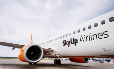 SkyUP to move from Zhuliany to Boryspil Airport
