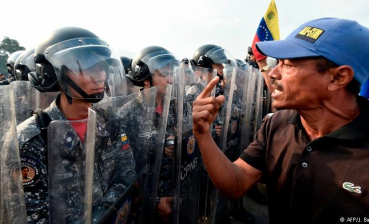 US imposes sanctions against Venezuelan fighters due to obstruction of humanitarian aid delivery