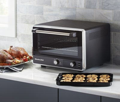 KitchenAid Brings Full-Size Oven Expertise To The Countertop » News