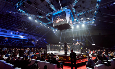 WWFC-14 mixed martial arts tournament took place in Kyiv