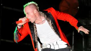 The Prodigy's Keith Flint dies aged 49