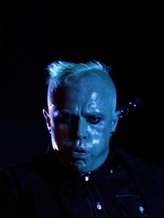 Prodigy's Keith Flint: In pictures