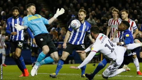 Sheffield derby ends in stalemate at Hillsborough
