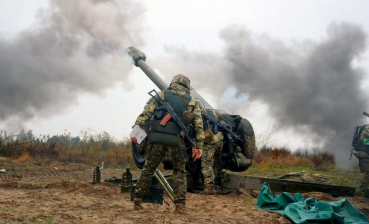 Day in Donbas: Russians fire with Minsk-banned weaponry, one Ukrainian soldier dies