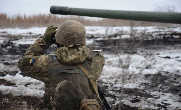 Two Ukrainian soldiers wounded in Donbas over 24 hours