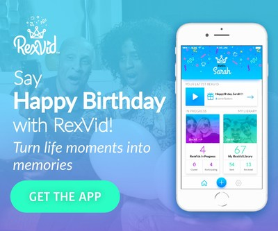 """RexVid"" New Video Sharing App Launches"