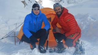 Tom Ballard: Search for missing climbers 'not over'