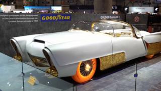 Geneva Motor Show: The weird and wonderful