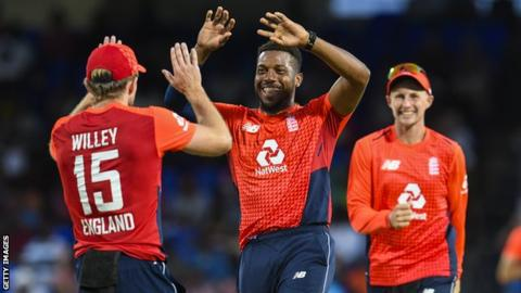 England dismiss West Indies for 45 to clinch series