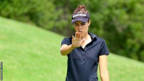 England's MacLaren moves into joint Women's NSW Open lead
