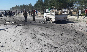 Syria: Suicide bomber attakes U.S. military vehicles, eight victims
