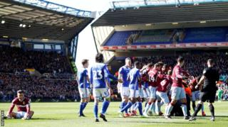 Jack Grealish: Man charged with pitch attack in Birmingham derby