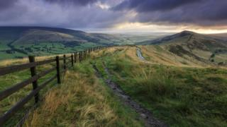 Walking: Britain's most popular places to start a hike revealed