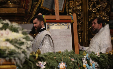 Agreement between Ukraine and Ecumenical Patriarchate made public