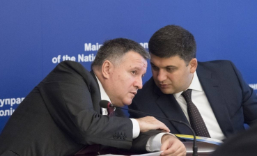 Soft power of 2019 Ukrainian presidential election: Who law enforcers to back?