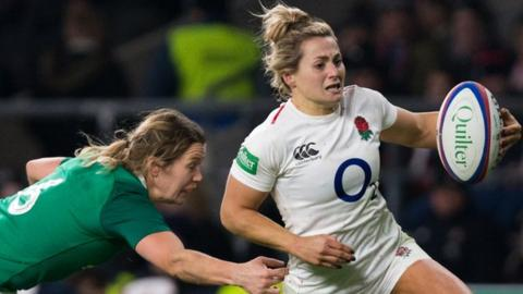 Fleetwood in as England women aim for Grand Slam