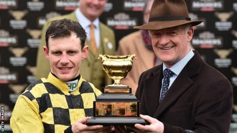 Cheltenham Festival 2019: Willie Mullins finally wins Gold Cup