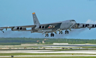 U.S. transfer two nuclear bombers to Europe