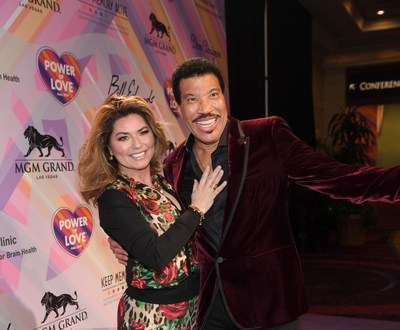 Superstars Lionel Richie, Shania Twain, Snoop Dogg and More Appear at Keep Memory Alive's 23rd Annual Power of Love® Gala