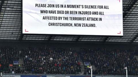 England to pay tribute to NZ mosque victims before Euro 2020 qualifier